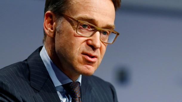 Die Bundesbank steckt in einer Zwickmühle