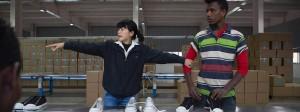 Chinesische Schule: Auch in der Schuhfabrik in Addis Abbeba ist es keine Frage, wer den Ton angibt.