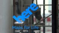Nokia-Kartendienst geht offenbar an deutsche Autohersteller