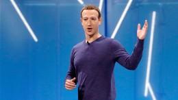 """Facebook wird Großgläubiger der Staaten"""