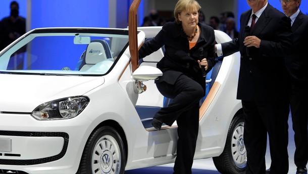 """""""Bei Volkswagen läuft nichts aus dem Ruder"""""""