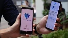 Jetzt kommt Europas App-Plattform gegen Corona