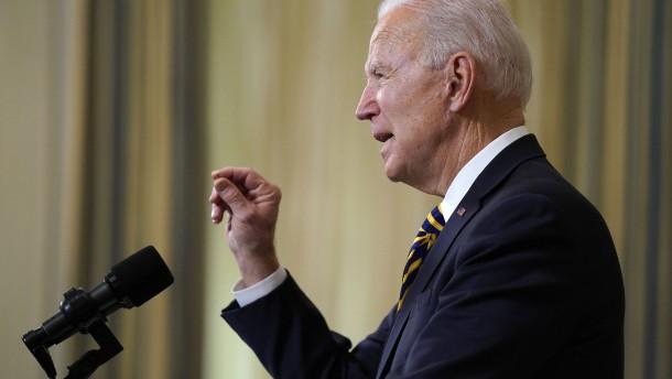America First à la Biden