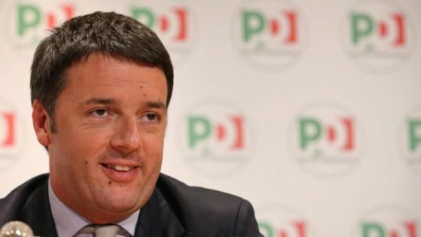 Italiens Demokraten sind gegen das Maastricht-Ziel