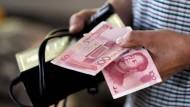 Der Yuan wird offizielle Reservewährung