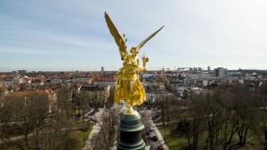 Huch, die deutschen Städte sind im Plus