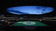 Immerhin, das neue Stadion bleibt den Einwohnern von Tokio erhalten.