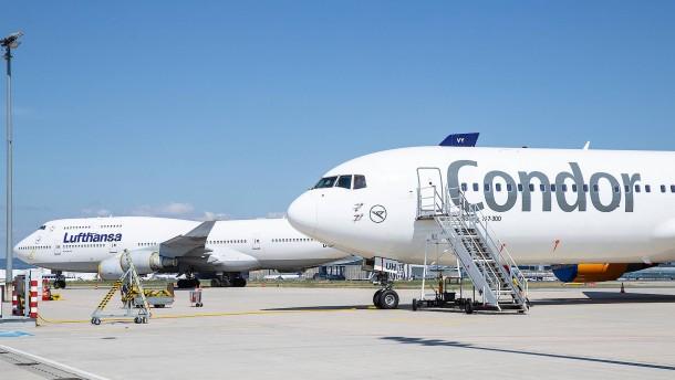 Die Lufthansa spart und wagt etwas Neues