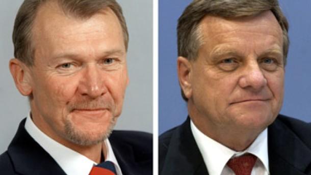 Bahnchef Mehdorn und Berater Meyer unter Korruptionsverdacht