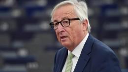 EU will Italien notfalls Änderungen des Haushalts vorschlagen