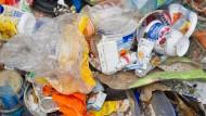 In Deutschland wachsen die Müllberge.