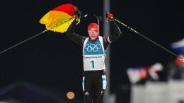 Noch viermal Gold für Deutschland?