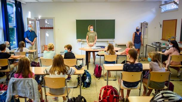 Fordert die Lehrer!