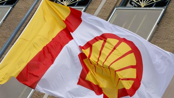 Verlässt Shell die Niederlande?