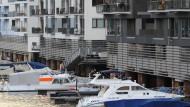 Wohnungen im Frankfurter Westhafen: Es gibt Anzeichen dafür, dass die Ungleichheit in Deutschland zulegt.