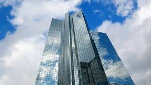 Deutsche Bank suspendiert Händler wegen Manipulationsverdachts