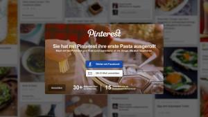Pinterest kommt nach Deutschland