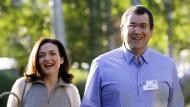 Facebook-Managerin Sheryl Sandberg trauert um ihren Mann