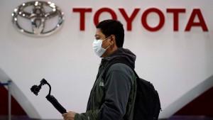 Toyota prüft Ersatzproduktion für chinesische Fahrzeugteile