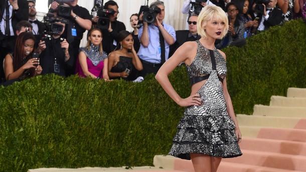 Taylor Swift verdient 170 Millionen Dollar