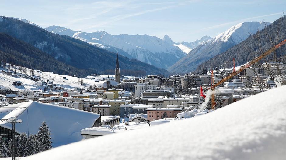 Auch in diesem Jahr kommt die Elite der Wirtschaftswelt wieder in Davos zusammen.
