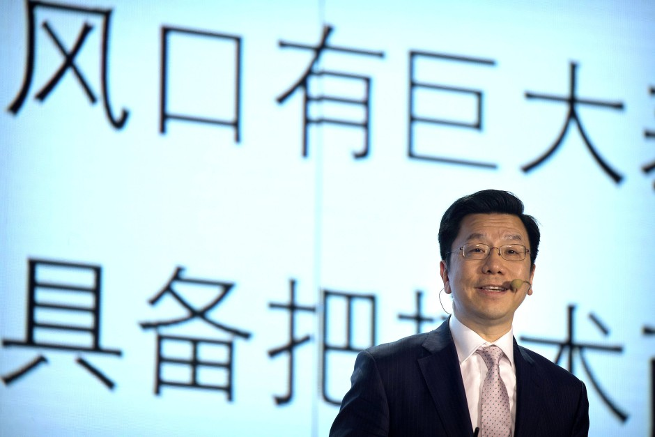 China wird die Führung übernehmen in der Künstlichen Intelligenz, sagt Investor und KI-Fachmann Kai-Fu Lee.