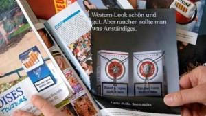 Europäischer Gerichtshof stärkt Tabakwerbeverbot