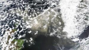 Vulkanausbruch verstärkt Grenzwert-Debatte