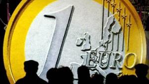 Der Euro kommt zu hohen Würden