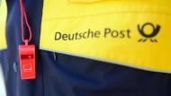 Post und Verdi beenden Tarifstreit