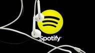 Spotify könnte bald mehr als 8 Milliarden Dollar wert sein