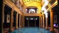 Das Gellert-Heilbad in Budapest: Eine Lustreise des Versicherungskonzerns Ergo führte hierher.