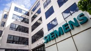 Siemens und Mitsubishi prüfen Alstom-Angebot
