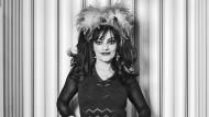 Vier Oktaven Stimmumfang: Punk-Diva Nina Hagen kann mit einem Opernstar locker mithalten