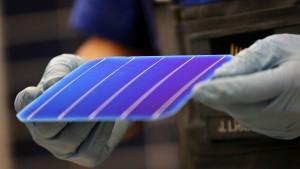 Droht Solarworld nun die Pleite?