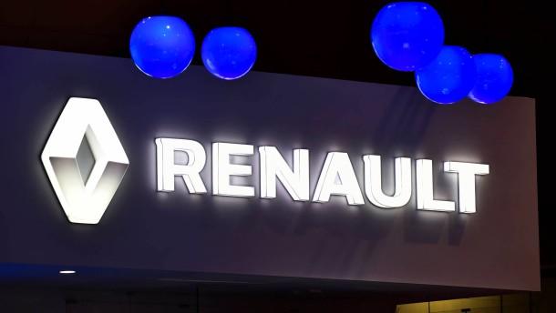 Renault bestätigt Razzia - Aktienkurs bricht ein