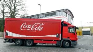 Coca-Cola streicht 550 Stellen in Deutschland