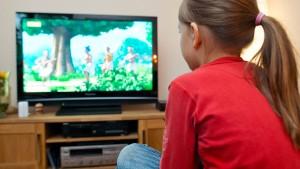Kinder schauen doch noch Fernsehen
