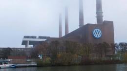 Volkswagen-Zentrale abermals durchsucht