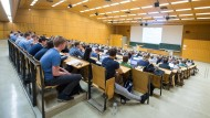 Lehre an der Uni Tübingen vor Corona