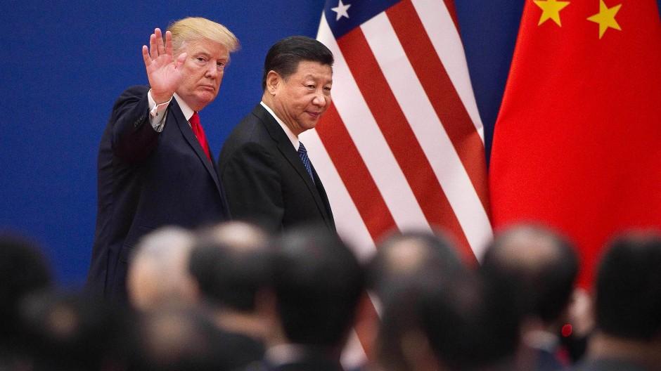 Künstliche Intelligenz: Wer gewinnt den Wettlauf - USA oder China?