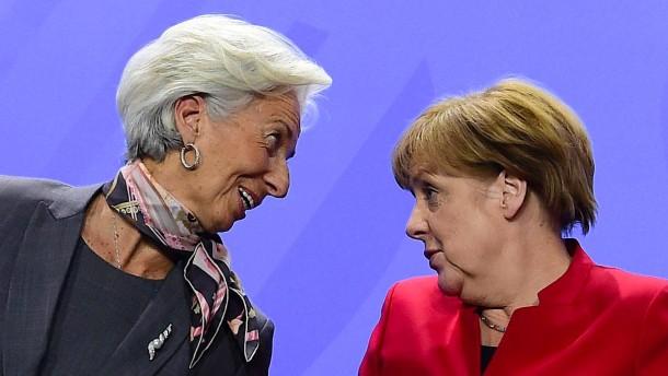 """IWF-Chefin: """"Harter"""" Schuldenschnitt für Athen jetzt nicht nötig"""