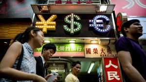 Starker Euro lässt Gewinne von Dax-Konzernen schrumpfen