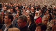 Stipendiaten aus Syrien im Auswärtigen Amt