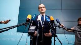 Die Krankenkassen sitzen auf 20 Milliarden Euro