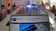 Digitales Lernen: Das Equipment der IHK Ostthüringen für ihr mobiles Klassenzimmer.