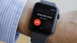 Apple hat Probleme mit neuer Uhr