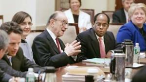 Zu Greenspans Abschied steigt Leitzins auf 4,5 Prozent