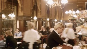 Die Tea Party begann im Kaffeehaus