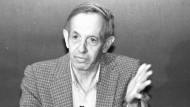 Nobelpreisträger John Nash ist tot